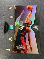 2006-07 Ex LEBRON JAMES #6 Cleveland Cavaliers *BA7