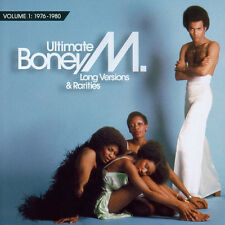Boney M. CD Ultimate Boney M. (Long Versions & Rarities / Volume 1: 1976-1980)