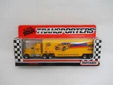 NASCAR Matchbox Transporters: Ernie Irvan #4 Kodak Chevrolet 1:87 Scale