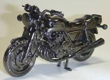 ## HONDA CB X1000 1978 DieCast Model Heavy black RARE ##