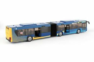 RT8571 MTA ARTICULATED BUS NEW COLORS