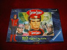 CAPTAIN SCARLET 60 PIECE JIGSAW PUZZLE FREE SHIPPING