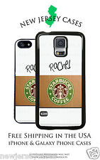 Starbucks Personalized Cup Design iPhone & Galaxy Phone Case Cover