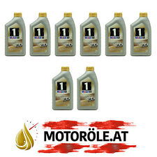 8 Liter Mobil 1 FS 0W-40 Motoröl - MB-Freigabe 229.5 (ehem. NEW LIFE)