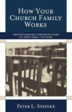 HOW YOUR CHURCH FAMILY WORKS - STEINKE, PETER L. - NEW PAPERBACK BOOK