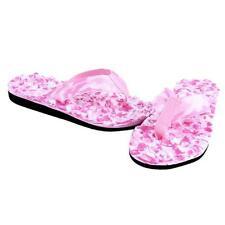 pink Women Flip Flops Shoes Sandals Slipper indoor & outdoor Flip-flops 39