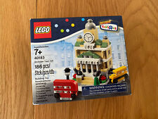 Lego Bricktober Town Hall 40183 New in Box, Rare & Exclusive