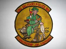 Vietnam War USMC 3rd MILITARY POLICE Battalion At DANANG RVN Patch
