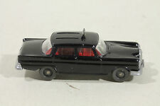 379 Typ 1B Wiking Taxi MERCEDES 220 Heckflosse 1970 - 1971 / schwarz