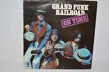 Grand Funk Railroad - On Time LP (1971 Reissue)