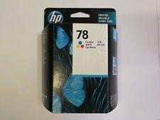 Genuine HP 78 C6578DA Colour Ink Cartridge (Past Use by Date)