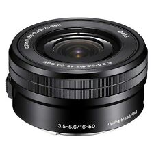 Sony 16-50mm f/3.5-5.6 OSS Alpha Emount Retractable Zoom Lens f DSLR Bodies-NEW