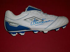 STEVE WATSON NEWCASTLE UTD EVERTON AUTOGRAPH HAND SIGNED FOOTBALL BOOT SOCCER