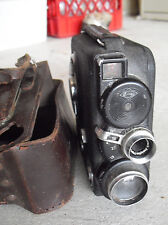 Vintage Austria Eumig Movie Camera Schneider Kreuznach Lens LOOK