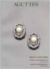 Catalogue vente Bijou Jewel Jewellery Joaillerie Montre de collection Rolex...