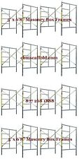 CBM scaffold Eight Set Snap on Lock 5' X 6'8