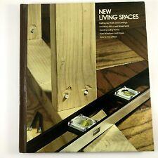 VTG Hardback New Living Spaces Home Improvement Repair Book Walls 1980 Tile Life