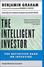 Business, Economics & Industry Paperback The Intelligent Investor Books