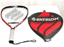 "Ektelon Excel Titanium Longbody 102 sq in Racquetball Racquet 4 1/8"" Grip"