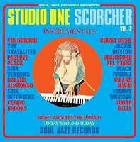 SOUL JAZZ RECORDS PRESENTS/STUDIO ONE SCORCHER VOL. 2 - 2 VINYL LP NEW