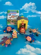 Jay Jay the Jet Plane - lot of toys, fire house and Dvd