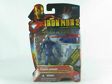"Marvel Universe Iron Man 2, Fusion Armor 4"" Figure Boxed Concept"
