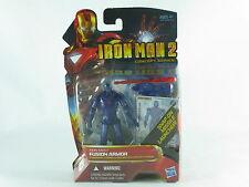 "Universo Marvel Iron Man 2, Fusion Armor 4"" Figura en caja concepto"