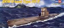 HobbyBoss DKM U-Boat Type VIIC VII C U-Boot Submarine 1:700 Modell-Bausatz kit