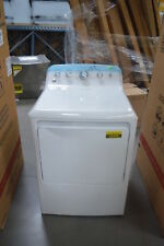 """Ge Gtd42Easjww 27"""" White Front-Load Electric Dryer Nob #26309 Clw"""