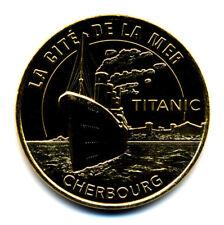 50 CHERBOURG Le Titanic 4, 2018, Monnaie de Paris