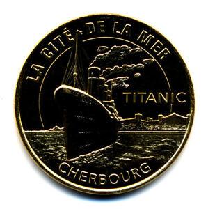 50 CHERBOURG Le Titanic 4, 2021, Monnaie de Paris