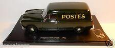 NOREV PEUGEOT 403 BREAK 1962 POSTES POSTE PTT 1/43 in blister box