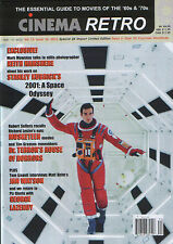 Cinema Retro #34 2001: A Space Odyssey Amicus Horrors Dr Terror  George Lazenby