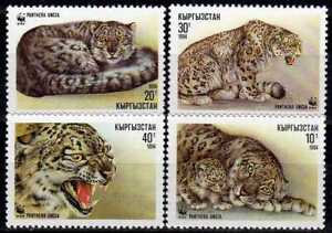 Kyrgyzstan 1994 year, mint stamps MNH (**)