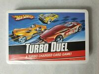 Hotwheels Turbo Duel A Turbo Charged Card Game 2010 Mattel sealed pack