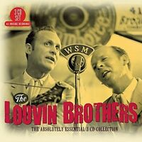 The Louvin Brothers - Absolutely Essential [New CD] UK - Import