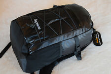 NWT Black SUPREME FW17 Backpack Black 210 Denier Cordura
