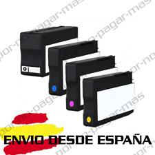 4 CARTUCHOS DE TINTA COMPATIBLE NON OEM HP 950 951 XL | OfficeJet Pro 8615 8616