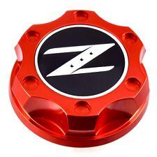 New Orange Z Billet Oil Cap For Nissan Infiniti Nismo JDM GTR 350z 370z 240SX