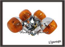 [LG338] YAMAHA YR1 YR2 R3 R5 DS6 TURN SIGNAL FLASHER LAMP 2PAIR 12V [C]