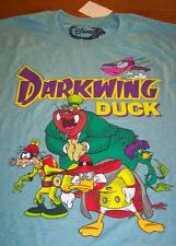 VINTAGE STYLE WALT DISNEY DARKWING DUCK T-Shirt SMALL NEW w/ TAG