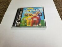 Play With the Teletubbies (Sony PlayStation 1, 2000) ps1 new