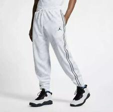 Nike Air Jordan Flight Jumpman Para Hombres Pantalones chándal (AR4462 100) Tamaño Mediano