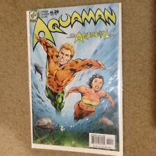 Aquaman And Aquagirl No.20 Sept 04 Comic Book