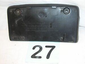 06-16 Chevrolet Impala Front Plastic License Plate Mounting Bracket  NICE  #27