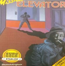 Mission Elevator (Eurogold, 1986) Commodore C64 (Disk, Cover, Manual) works