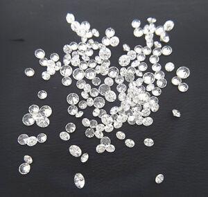 Aussie Seller, 1 Natural Loose Round Diamond G-H SI Goods, Various Sizes