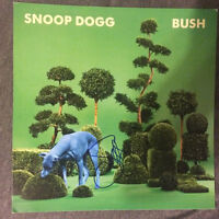 Snoop Dogg Signed Autographed Bush Record Album Cover 12x12 Poster