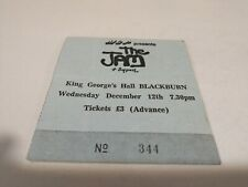 More details for the jam  all signed  ticket stub genuine blackburn 12 december 1979 paul weller