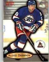 1996-97 Fleer Alexei Zhamnov #94